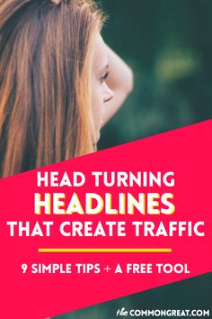 Are your blog posts getting the attention they deserve? If not, your headlines might be letting you down. Here's 7 tips to increase conversions.