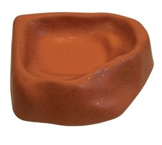 Namiba Terra Terra-Puzzle 7304 Water Bowl for Corners 19 x 15 cm Glazed Red >>> Visit the image link for more details. #CatLover