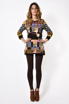 Savage Culture: Chic Cashmere Odelia Sweater, only on wildcurves.com!