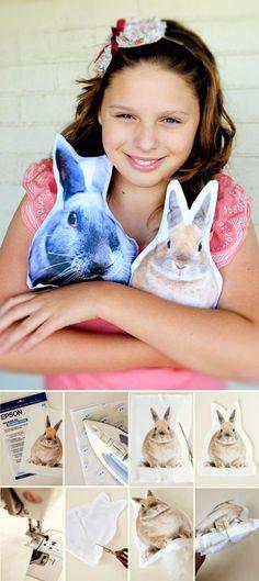 Cute DIY Pets Projects Pillow pet – Diy project