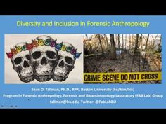 The STEM Village Seminars Episode 19 - Forensic anthropology - Sean Tallman - YouTube