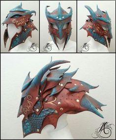 Dragon Helmet