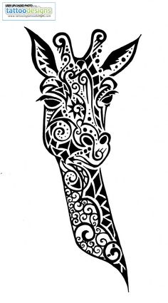 giraffe tattoo | Giraffe Tattoo By Wolfds Al Hg Image | Tattooing Tattoo Designs
