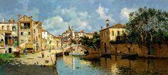 Canal de Venecia. Antoni M. Reyna Mnescau