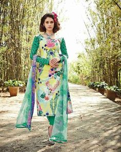 Classy Jade Green & Yellow Cotton Party Wear Suits  http://www.designersareesuite.com/catalog/product/view/id/20359/s/classy-jade-green-yellow-cotton-party-wear-suits/category/40/#