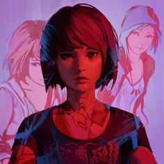 You can support her and get access for process steps, videos, PSDs, brushes, etc. here: www.patreon.com/Kuvshinov_Ilya More art on: Facebook www.facebook.com/KuvshinovIlia Twitter twitter.com/Kuvshi...
