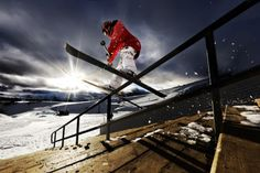 Freestyle Skiing Wallpaper Page 1