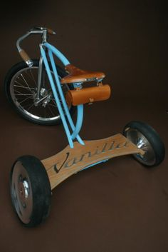 Sick little tricycle by Vanilla