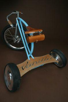 Vanilla Trike