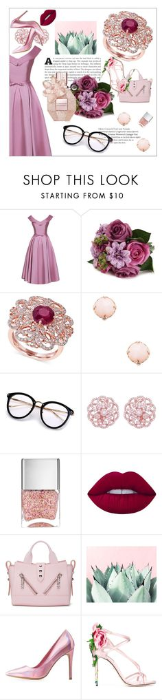 """freestyle"" by justaguyfromfrance ❤ liked on Polyvore featuring Effy Jewelry, Meira T, Emilio!, Nails Inc., Lime Crime, Kenzo, Charlotte Russe and Dolce&Gabbana"