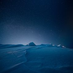 "500px / Photo ""Night glow"" by Mikko Lagerstedt"