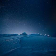"500px / Photo ""Night glow"" by Mikko Lagerstedt"