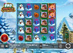 Fat Santa drar oss rett inn i juletiden og sprer det gode humøret fra begynnelsen av. #FatSanta #videoautomaten Gaming, Fat, Humor, Videogames, Humour, Funny Photos, Game, Funny Humor, Comedy