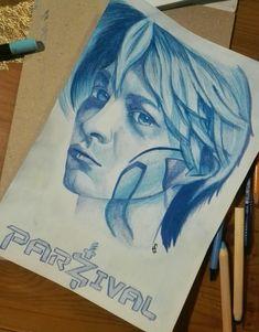 READY PLAYER ONE Parzival Original Art By Terisha