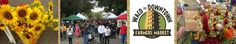 Waco Downtown Farmers Market  400 S. University Parks Drive, Waco, TX.  Saturday from 9:00am to 1:00pm