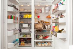 The Best Way To Clean Your Fridge
