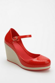 Mel By Melissa Shoes Platform Wedge #urbanoutfitters
