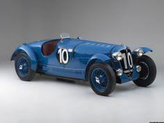 1936 Delahaye 135 S Figone