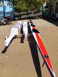 Randoan, Perahu Kayak
