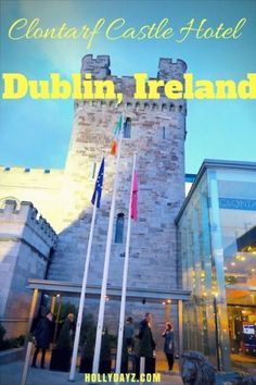 Clontarf Castle Hotel in Dublin, Ireland - HollyDayz Travel