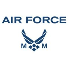 Air Force Mom by Splashofinktees on Etsy, $15.00