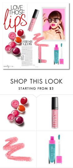 """Candy coloured lips"" by beekasam ❤ liked on Polyvore featuring beauty, Clinique, Jeffree Star, Bourjois and candycoloredlips"