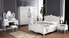 Avangart Avangarde Country | Aslı Country Yatak Odası birbirinden şık YATAK ODASI ve en güzel mobilya modelleri en uygun fiyatlarla Mobilyaminegolden.com'da!