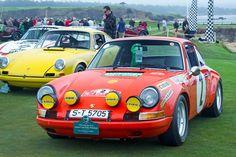 1970 Porsche 911 Monte Carlo Rally Prototype