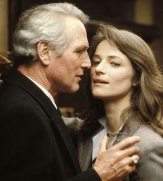 Charlotte Rampling Paul Newman  @The Verdict