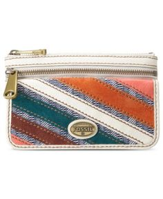 Fossil Handbag, Explorer Flap Clutch - Fossil - Handbags & Accessories - Macy's