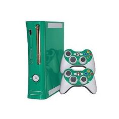 Cover up your Microsoft Xbox 360 with a custom vinyl skin accessory kit. Our Microsoft Xbox 360 skins are made from high quality vinyl that will protect your console from scratching and elements while giving you a look that is 2nd to none. The perfect compliment to an already amazing system. Impress your friends and watch them be envious of your Microsoft Xbox 360 with a custom skin kit from System Skins. Our vinyl skin kits are digitally cut from high quality premium 2 mil