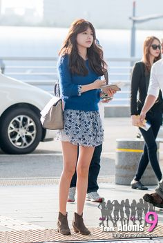 09/10/13 SNSD Sooyoung airport photo