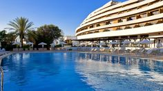 Five star hotel Rhodes – Stay in Olympic Palace Hotel Ixia Hotels And Resorts, Best Hotels, Greek Island Holidays, Secret Escapes, Creta, Palace Hotel, Five Star Hotel, All Inclusive, Luxury Travel