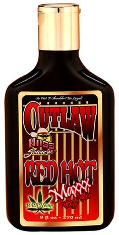 Outlaw Red Hot Maxxx From Lotion Source