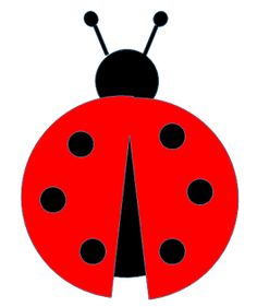 Paper This And That: Free Ladybug SVG file