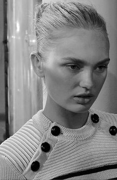 Isabel Marant AW15, Dazed backstage, Womenswear, Paris