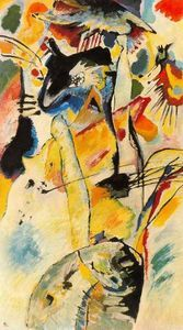 Wassily Kandinsky - Painting No 198