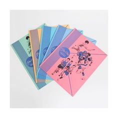 Mead Color Talk Peechee Folder 5-Pack, Assorted Colors, (33022) (€7,73) ❤ liked on Polyvore featuring home, home decor, office accessories, mead and mead folders