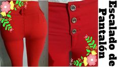 Escalado Pantalón Femenino Sewing Patterns, Underwear, Shorts, Blouse, Sweaters, Youtube, Diy, Ideas, Fashion