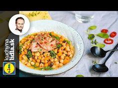 Recept na varené morčacie stehno s cícerom  | Kuchyňa Lidla