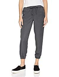 Daily Ritual Women's Tencel Tie-Waist Jogger Make Skinny Jeans, Jeans Fit, Lauren Conrad Jeans, Pants For Women, Clothes For Women, Women's Clothes, American Eagle Jeans, Distressed Denim, Workout Pants