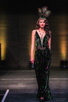 Zurich Fashion show 2017 . Vintage collection Art Deko by Natalia Franzke Shamne. Evening Dresses, Formal Dresses, Zurich, Fashion Show, Clothes, Vintage, Collection, Art, Creative