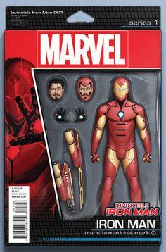 Iron Man - John Tyler Christopher