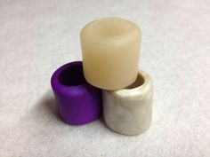 Various Solid Dread Beads by DreadfulStyle on Etsy, $1.00 :: Shop DreadStop.Com for Leather Dreadlock Cuffs, Ties & Dread Beads #dreadstop