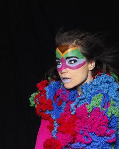 Björk  i-D, June 2007  Photographers: Inez van Lamsweerde & Vinoodh Matadin