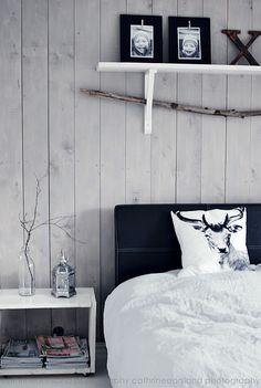 my scandinavian home: Bedroom Decor, Bedroom Inspirations, Cosy Bedroom, Bedroom Interior, Gray Bedroom, Interior, Bedroom Decor, Home Decor, House Interior