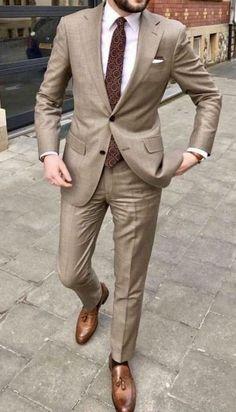 Blazer Outfits Men, Mens Fashion Blazer, Stylish Mens Outfits, Suit Fashion, Casual Blazer, Men Blazer, Dress Fashion, Fashion Rings, Dress Casual