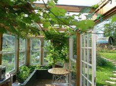 cottage conservatory