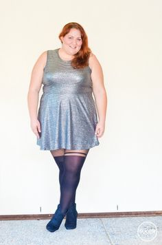 Suger Coat It | Aussie Curves: Sparkle | http://sugercoatit.com #plus #size #outfit #fashion #blog #blogger