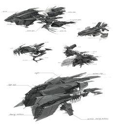 pontas e cravos em naves de guerra... o que mais vc pode querer?